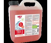 Моющее средство для мембранных тканей Hey-Sport Tex Wash, 2500 мл