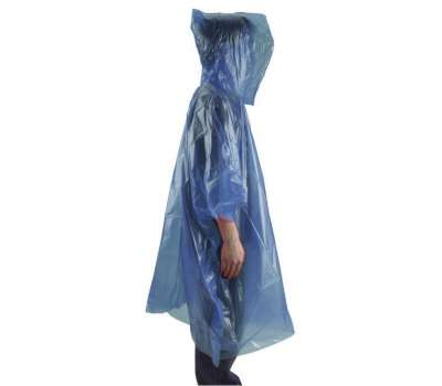 AceCamp пончо Emergency Rain Poncho blue