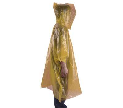 AceCamp пончо Emergency Rain Poncho yellow