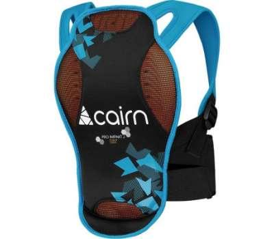 Cairn защита спины Pro Impakt D3O Jr azure-camo