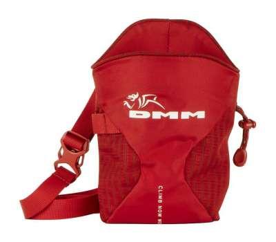 DMM мешок для магнезии Traction red