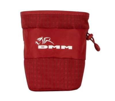 Мешок для магнезии DMM Tube red