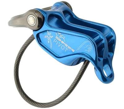 DMM страховочное устройство Pivot blue