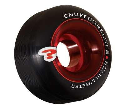 Enuff колеса Corelites black-red 52 мм