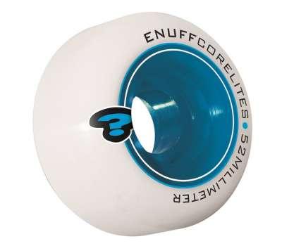 Enuff колеса Corelites white-blue 52 мм