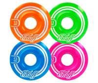Enuff колеса Refreshers II disco 53 мм