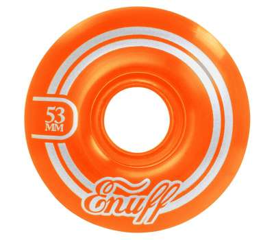 Enuff колеса Refreshers II orange 53 мм