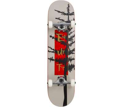 Enuff скейтборд Evergreen Tree warm grey-red