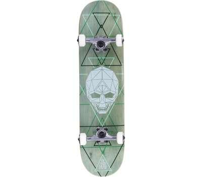 Enuff скейтборд Geo Skull green