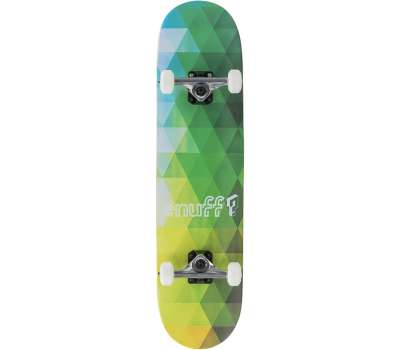 Enuff скейтборд Geometric green