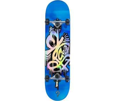 Enuff скейтборд Hologram blue