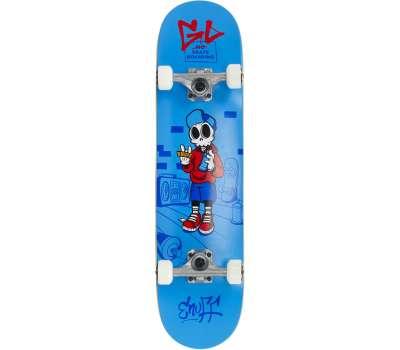Enuff скейтборд Skully blue