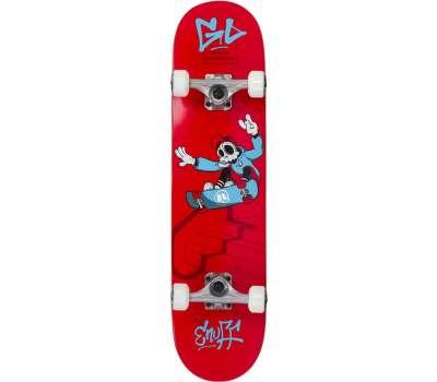Enuff скейтборд Skully red