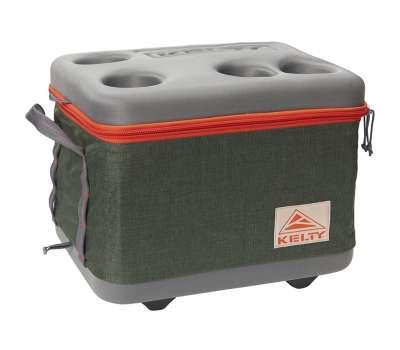 Kelty сумка-холодильник Folding Cooler 25 L green