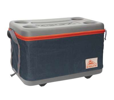 Kelty сумка-холодильник Folding Cooler 45 L blue
