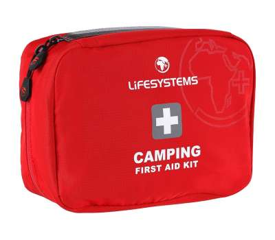 Lifesystems аптечка Camping First Aid Kit
