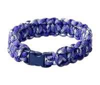 Munkees 6468 браслет Paracord 20 см purple