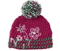 Rehall шапка Flowerbomb fuchsia