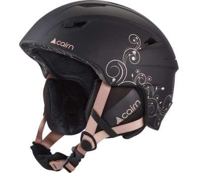 Cairn шлем Profil black-powder pink ornamental