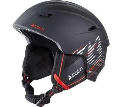 Cairn шлем Profil mat black-fire peaks