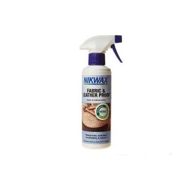 Пропитка для обуви Nikwax Fabric and Leather Spray 300ml