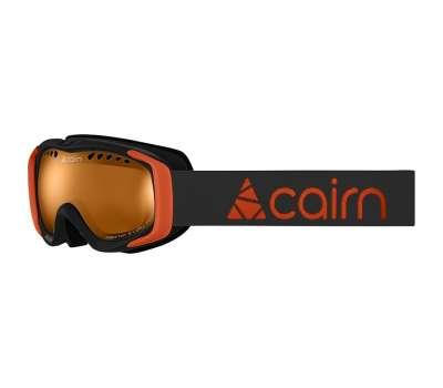 Cairn маска Booster Photochromic Jr black-orange