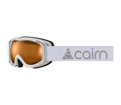 Cairn маска Booster Photochromic Jr mat white-silver