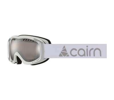 Cairn маска Booster SPX3 Jr mat white-silver