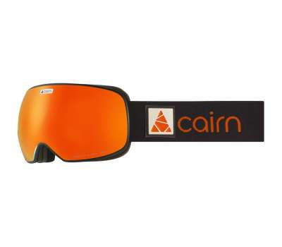 Cairn маска Gravity SPX3 mat black-orange