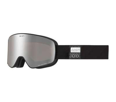 Cairn маска Magnitude Polarized black-silver