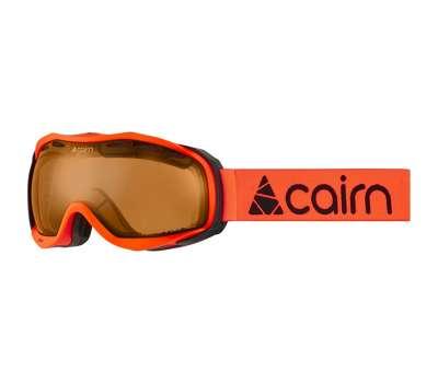 Cairn маска Speed Photochromic neon orange