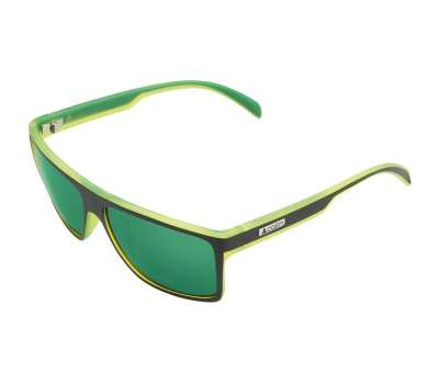 Cairn очки Fase mat black-translucid lemon