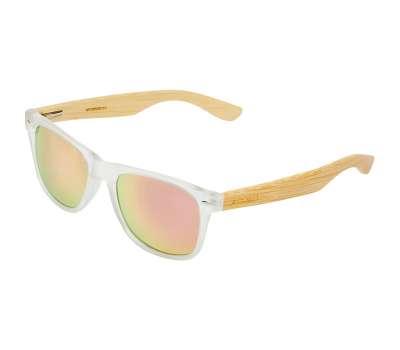 Cairn очки Hybrid mat transparent pink