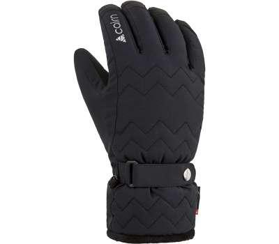 Cairn перчатки Abyss 2 W black zigzag