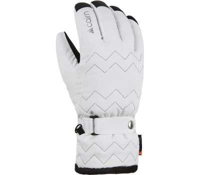 Cairn перчатки Abyss 2 W white zigzag