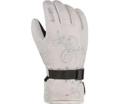 Cairn перчатки Augusta W white-grey