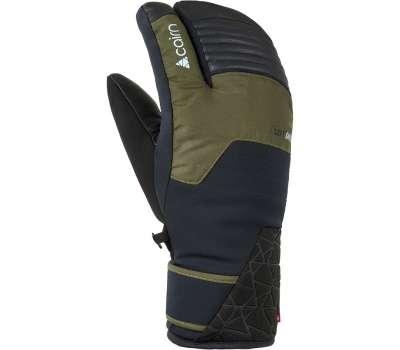Cairn перчатки Chirripo black-khaki