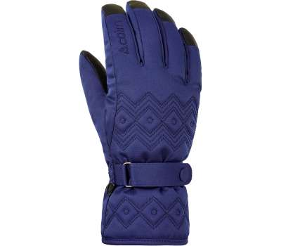 Cairn перчатки Ecrins W midnight