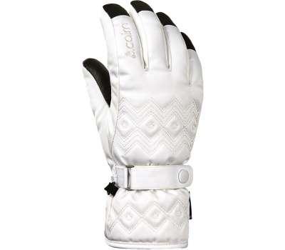 Cairn перчатки Ecrins W white