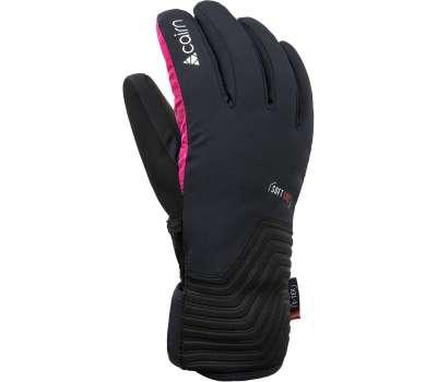Cairn перчатки Elena W black-neon pink