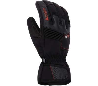 Cairn перчатки Nordend 2 black-scarlet