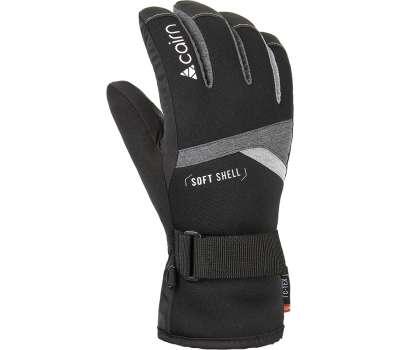 Cairn перчатки Styl Jr dark grey-chine
