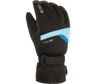Cairn перчатки Styl Jr frost lagoon