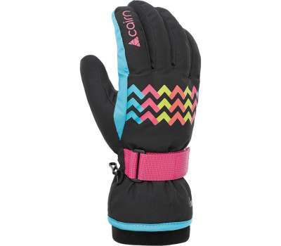 Cairn перчатки Wizar Jr black-lolipop