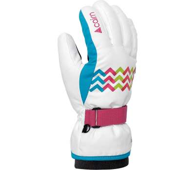 Cairn перчатки Wizar Jr white-lolipop