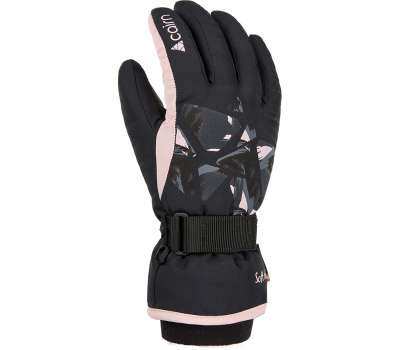 Cairn перчатки Wizar W black-pink fragment