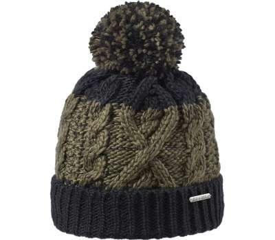 Cairn шапка Gilles black-khaki
