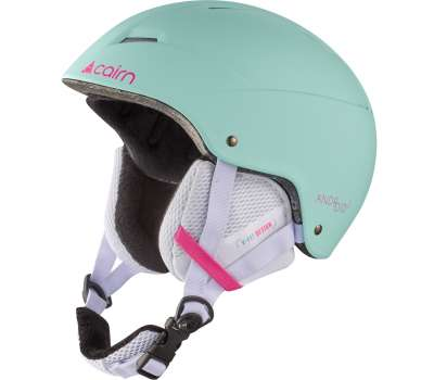 Cairn шлем Android Jr turquoise-neon pink