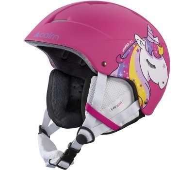 Cairn шлем Andromed Jr fuchsia unicorn