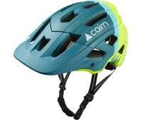Шлем  велосипедный для эндуро Cairn  Dust II winter neon
